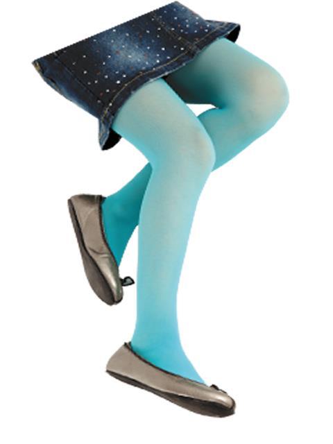 3 lü Paket Dore Mikro 50 Kız Çocuk Külotlu Çorap Okul Çorabı
