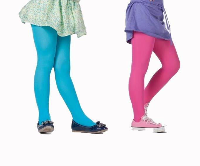 6 lı Paket Daymod Mycro 50 Kız Çocuk Külotlu Çorap Muz Çorap Mikro