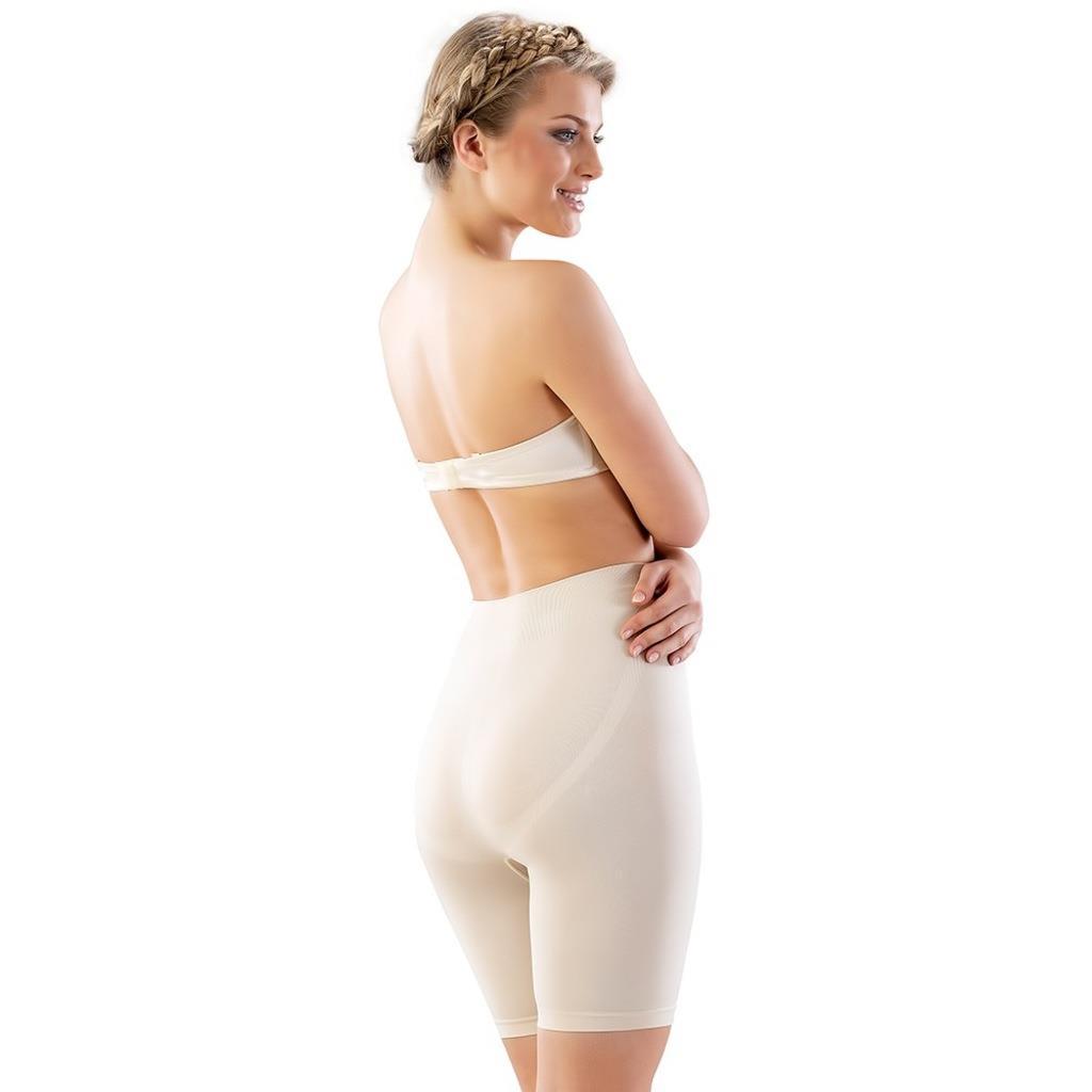 Emay 3005 Kadın Dikişsiz Uzun Boxer Korse
