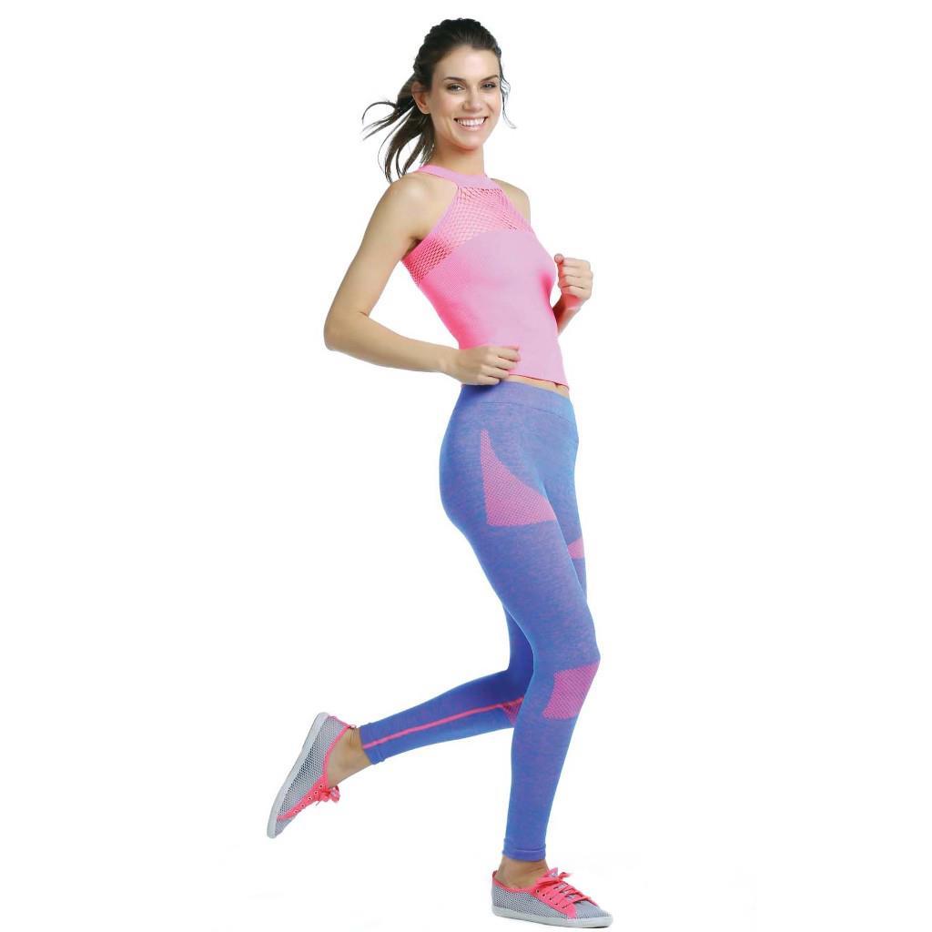 Emay Bayan Spor Badi Tayt Takım Bayan Sporcu Takım 3811