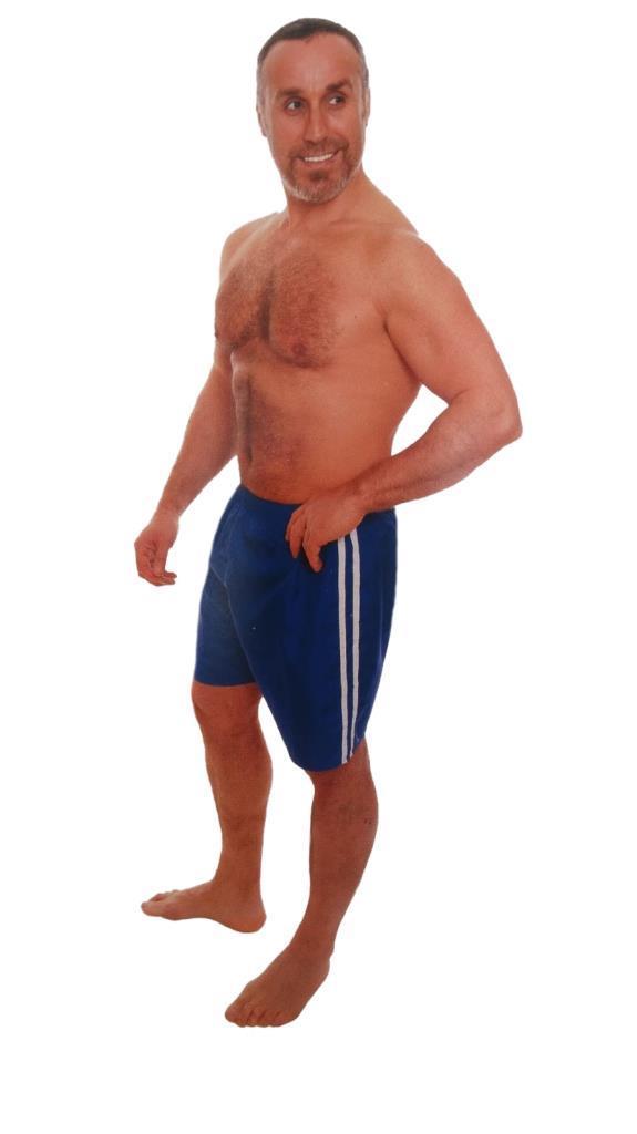 Erkek Beli Lastikli Deniz Şortu Erkek Plaj Şortu Havuz Şortu