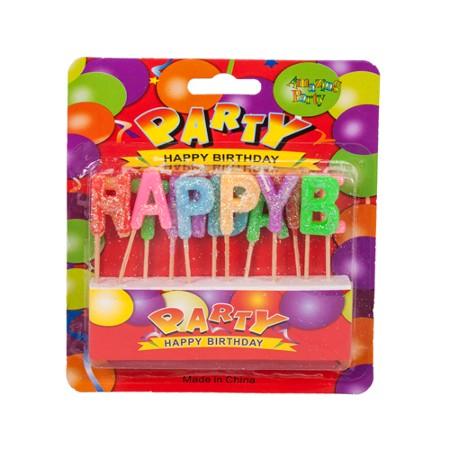 Happy Bırthday Doğum Günü Mumu