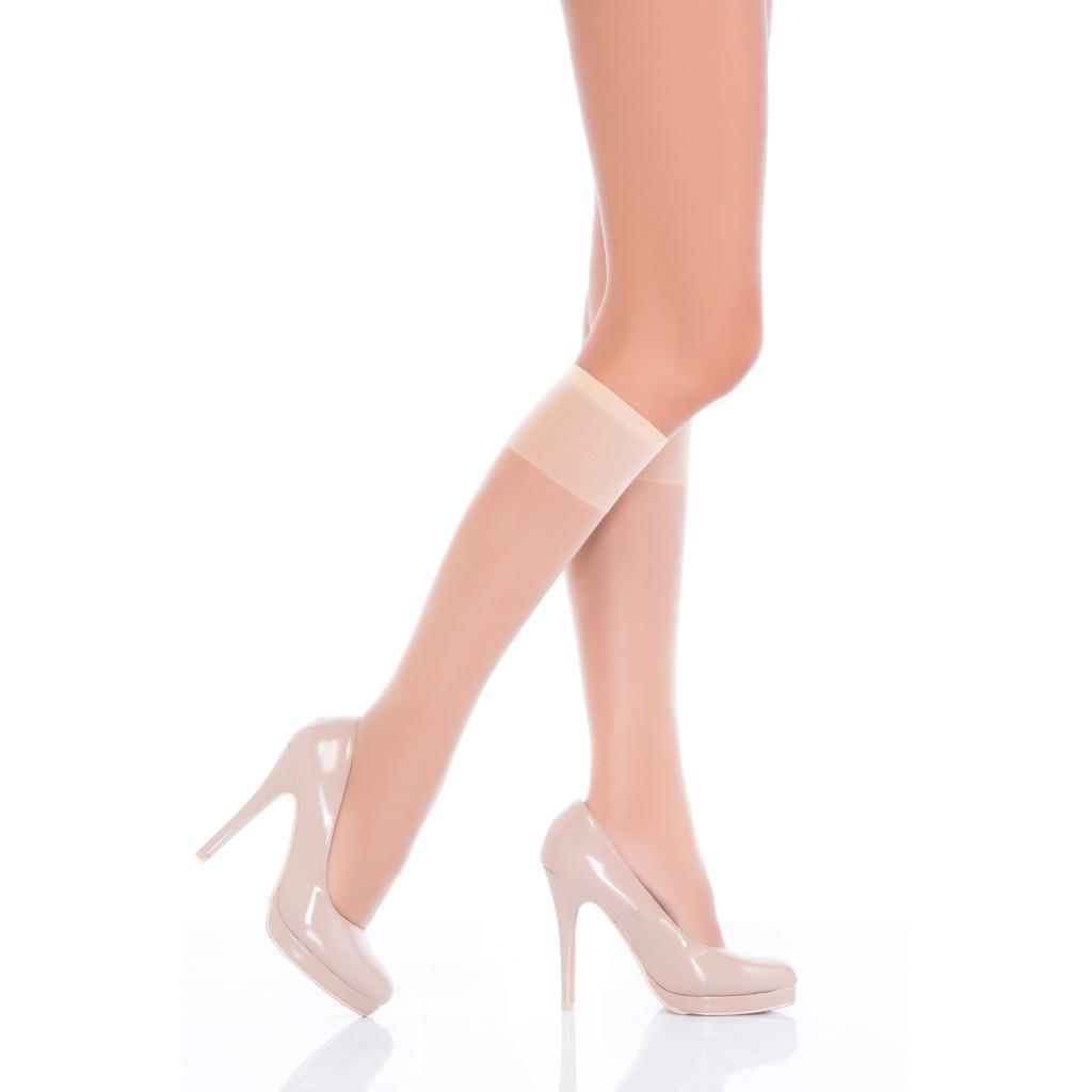 Penti Fit 15 Parlak Bayan Dizaltı Pantolon Çorabı 15 Denye