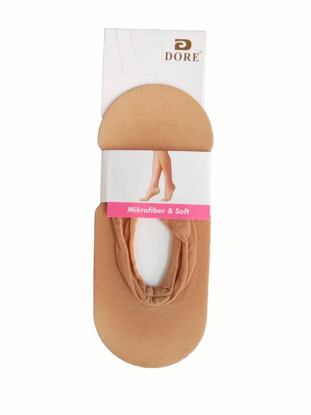 Dore Bayan Babet Çorabı İnce Babet Çorabı 2 Renk Seçeneği 1 Çift