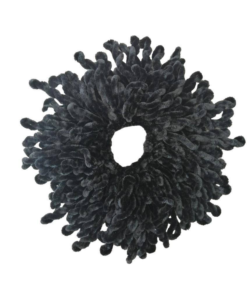 Topuz Tokası Topuz Yapmak İçin Siyah